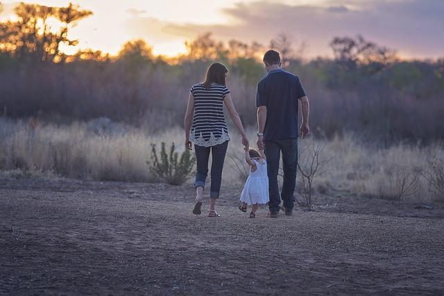 Eltern Zeit Familie
